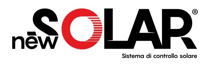 newSolar logo avvolgibile frangisole motorizzate